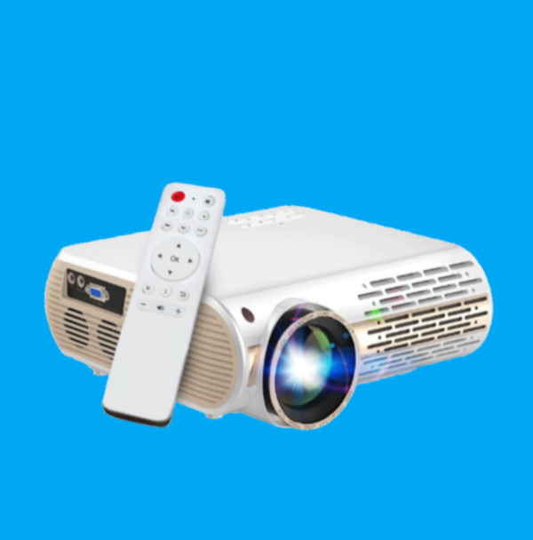 Sainyer S180 Hot selling 30000 lumens Proyector FULL HD LED Beamer 4K 1080P digital projector for home theater
